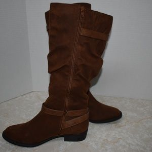 Sonoma Shoes - Tall Brown Boots 9.5 New Sonoma Vitalize